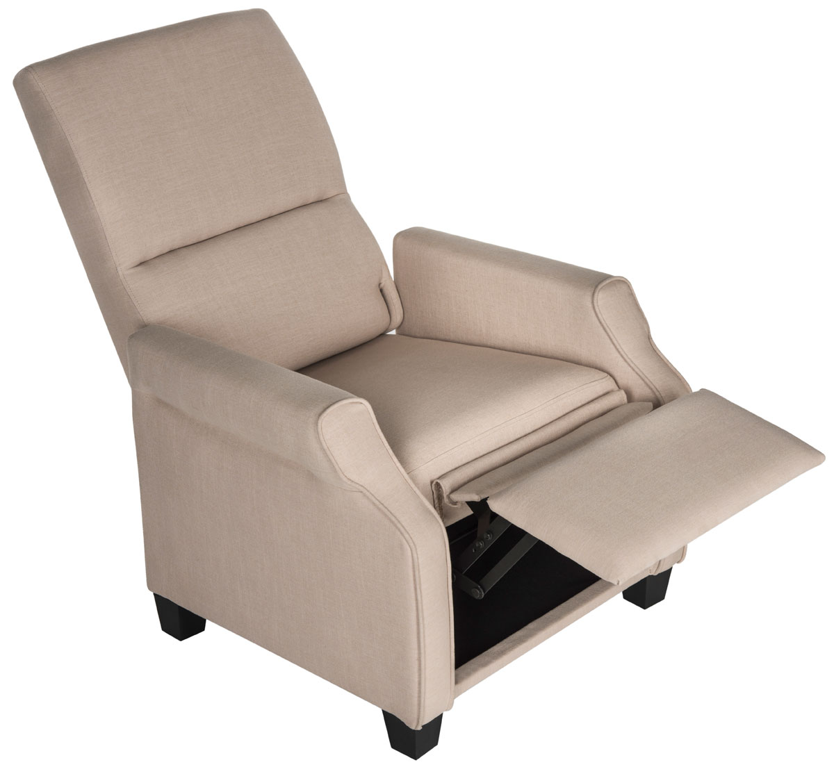HAMILTON RECLINER CHAIR FOX6220A RECLINERS. Color Beige  sc 1 st  Safavieh.com & FOX6220A Recliners - Furniture by Safavieh islam-shia.org