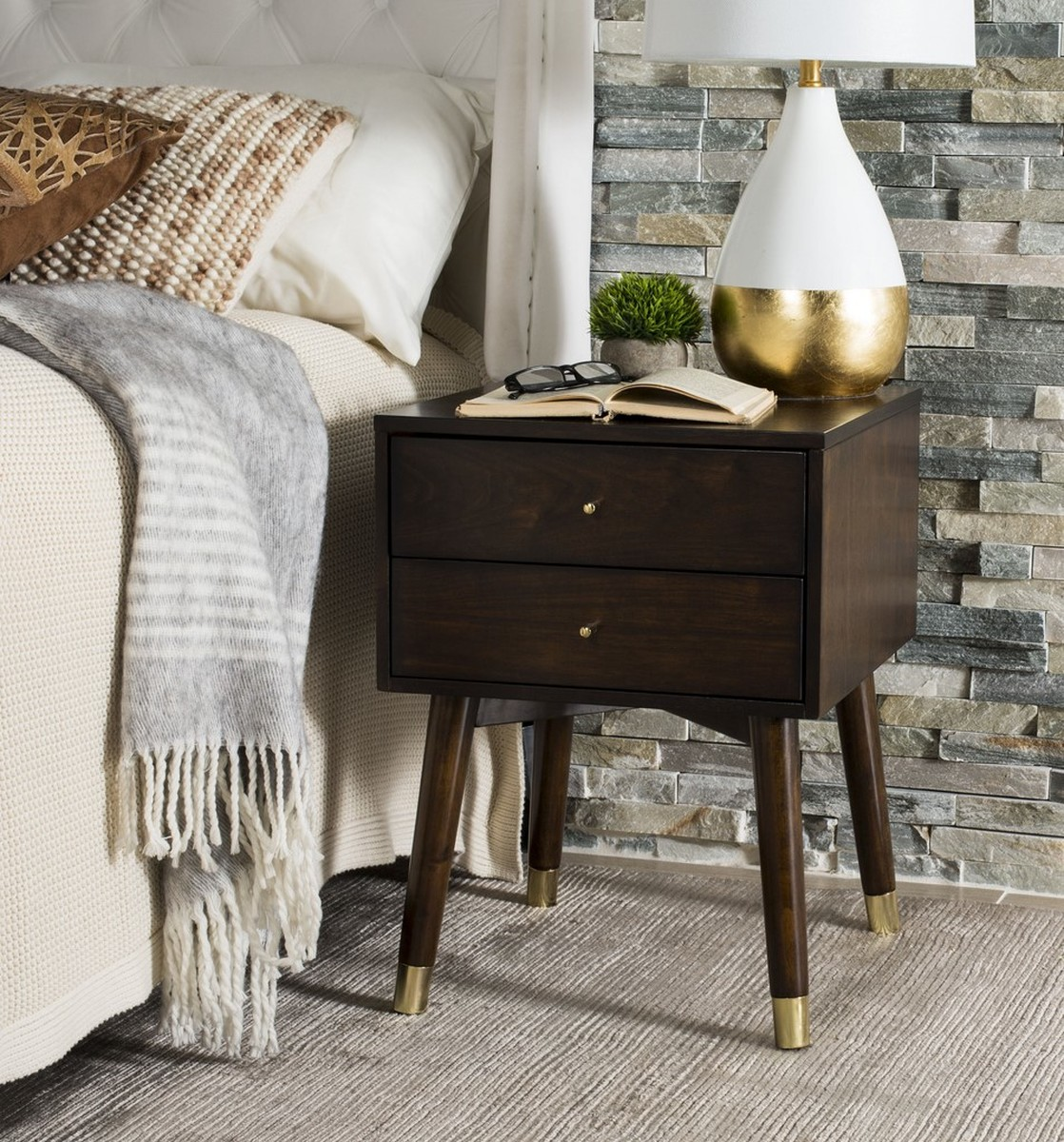 Fox6234e Accent Tables Nightstands Furniture By Safavieh