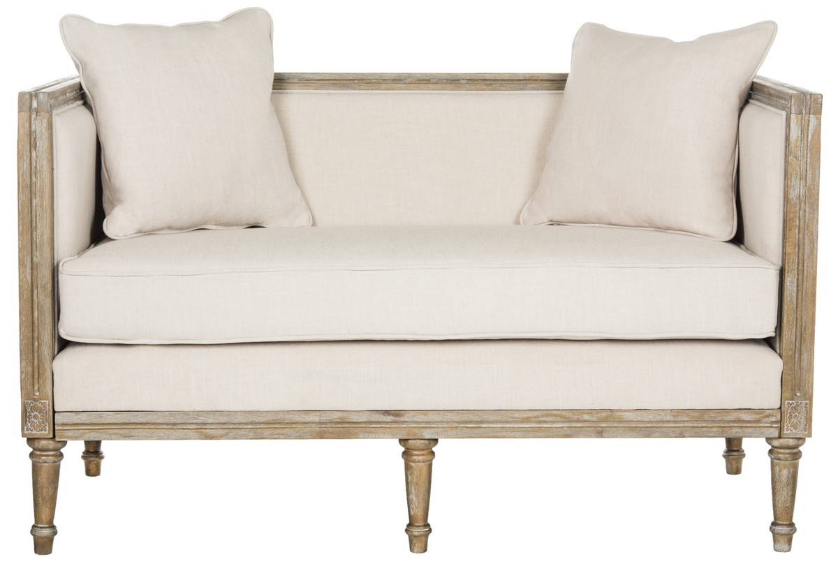 Fox6237a Loveseats Settees Furniture By Safavieh