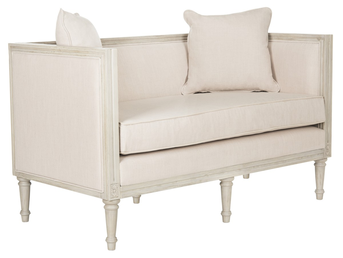cubtab country loveseat settee style couches fashion wayfair french furniture decorating