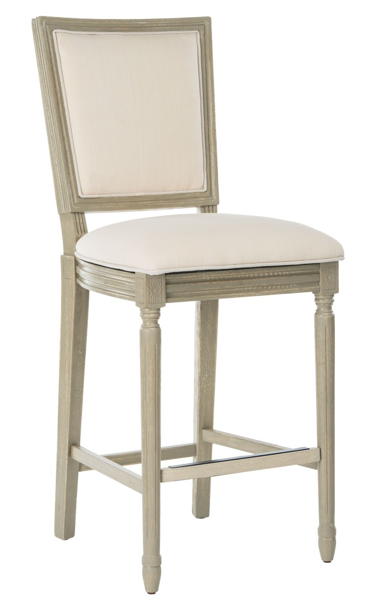 stools timber stool bar black gangnam seat rectangle teak