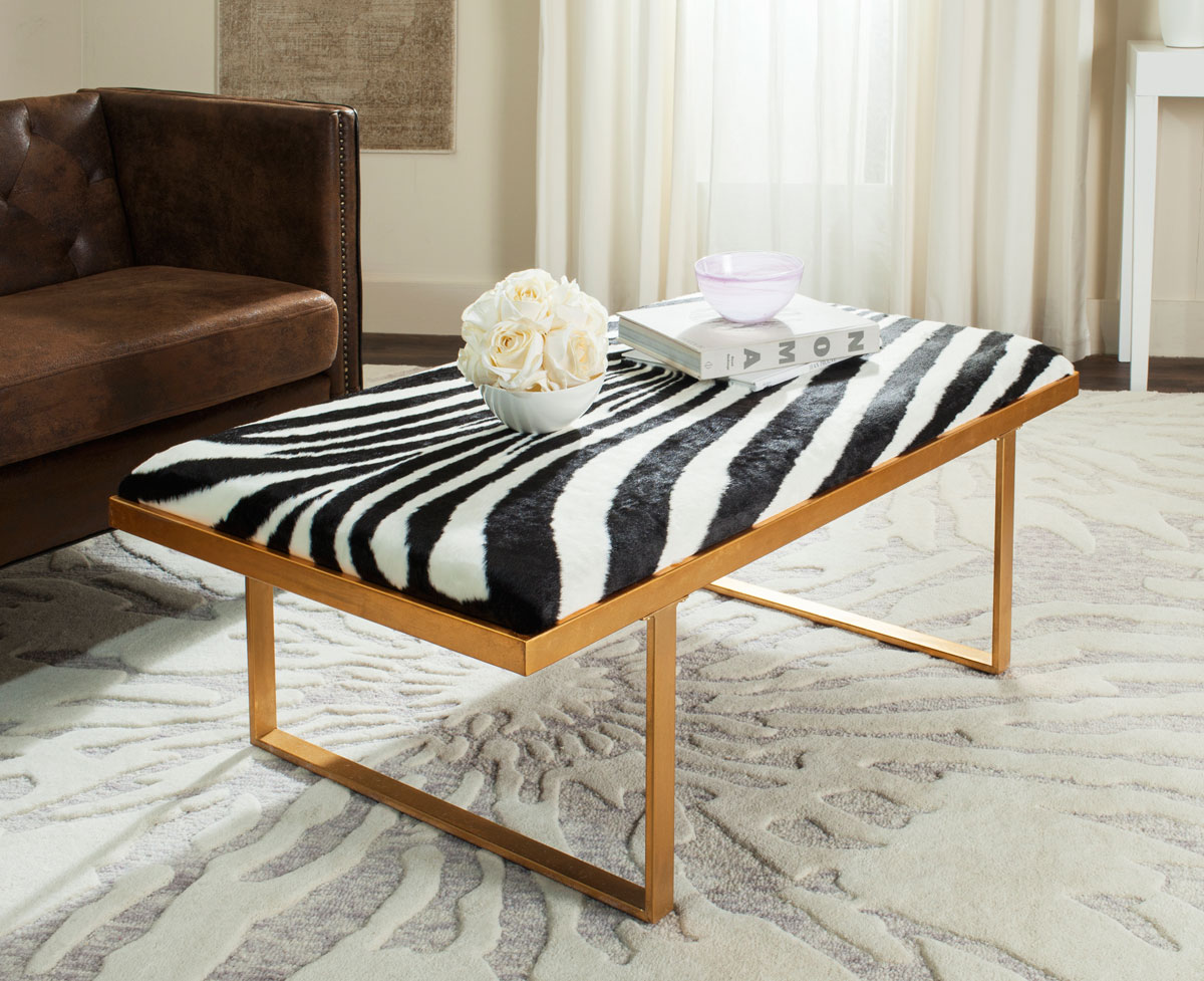 Millie Loft Bench Coffee Table Fox6251c Benches
