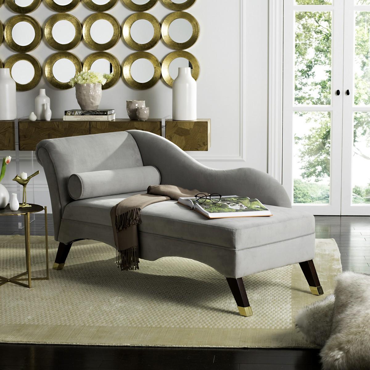 Fox6284b Chaises Furniture By Safavieh