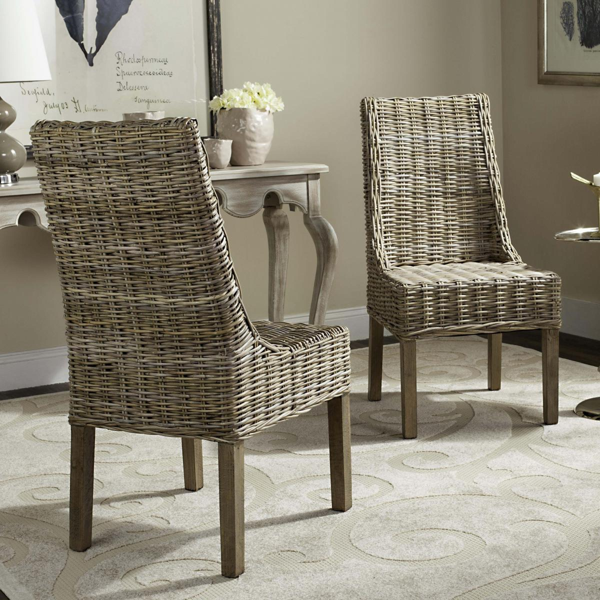 FOX6503B-SET2 Dining Chairs