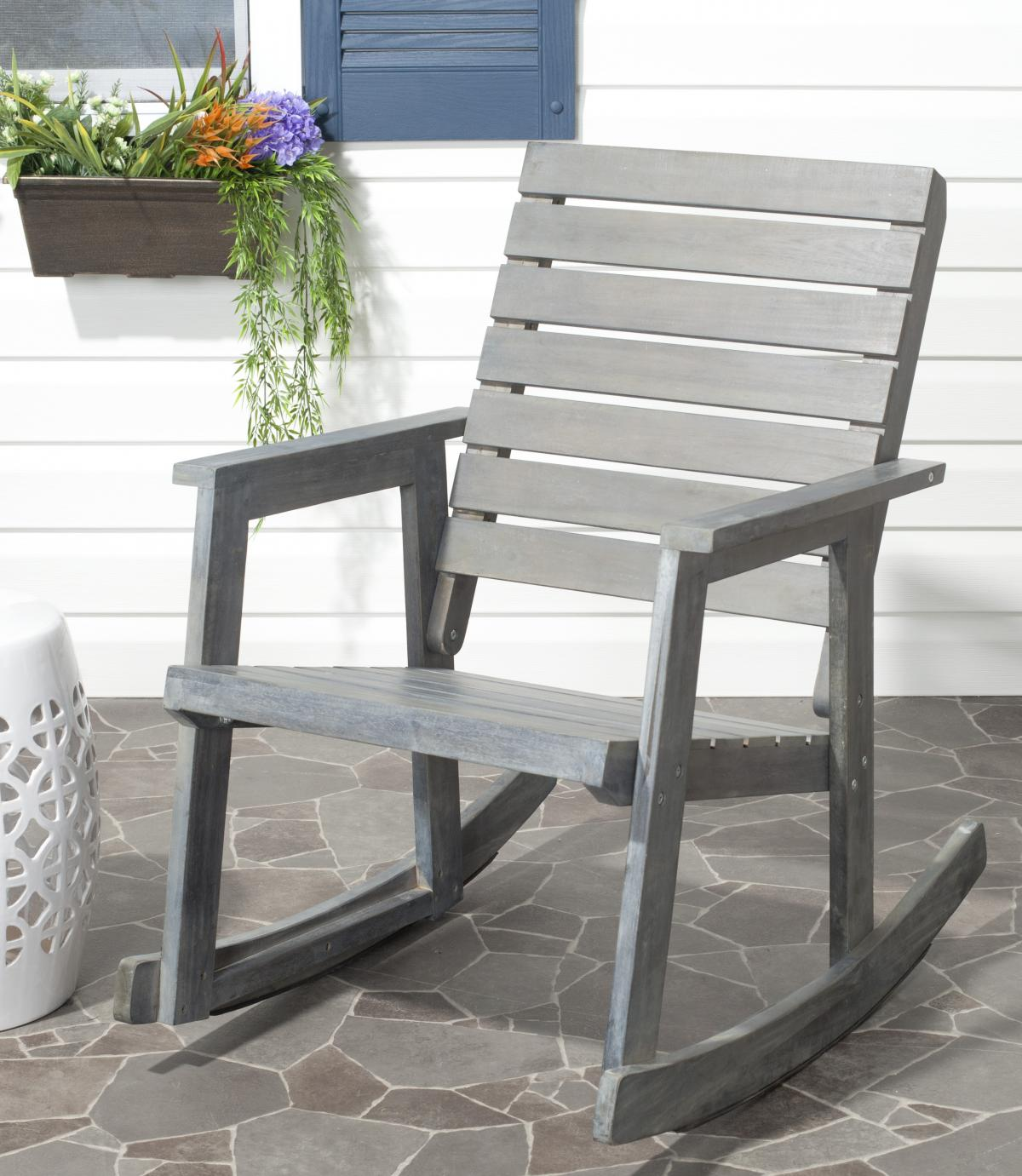 Miraculous Fox6702A Outdoor Rocking Chairs Rocking Chairs Furniture Unemploymentrelief Wooden Chair Designs For Living Room Unemploymentrelieforg