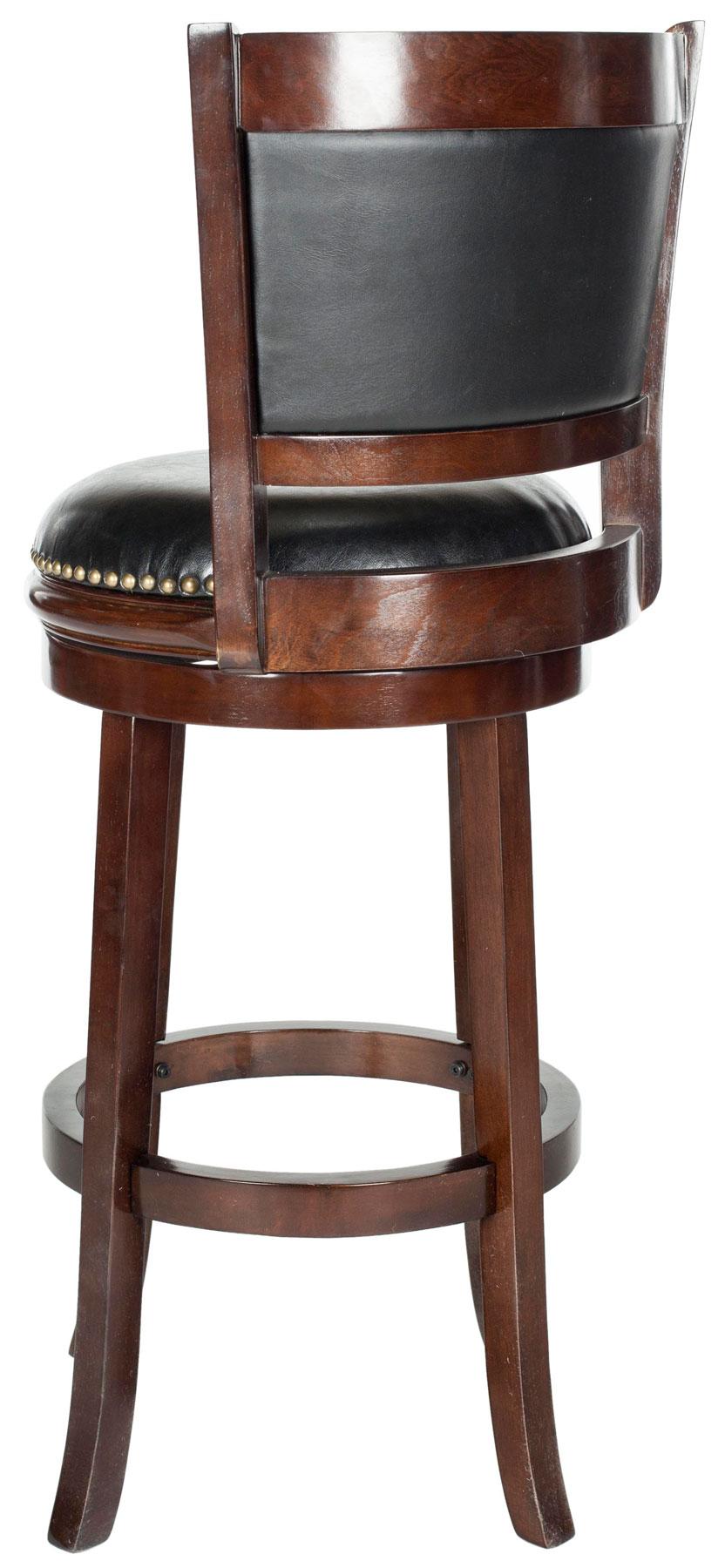 Superb Fox7016A Bar Stools Furniture By Safavieh Beatyapartments Chair Design Images Beatyapartmentscom