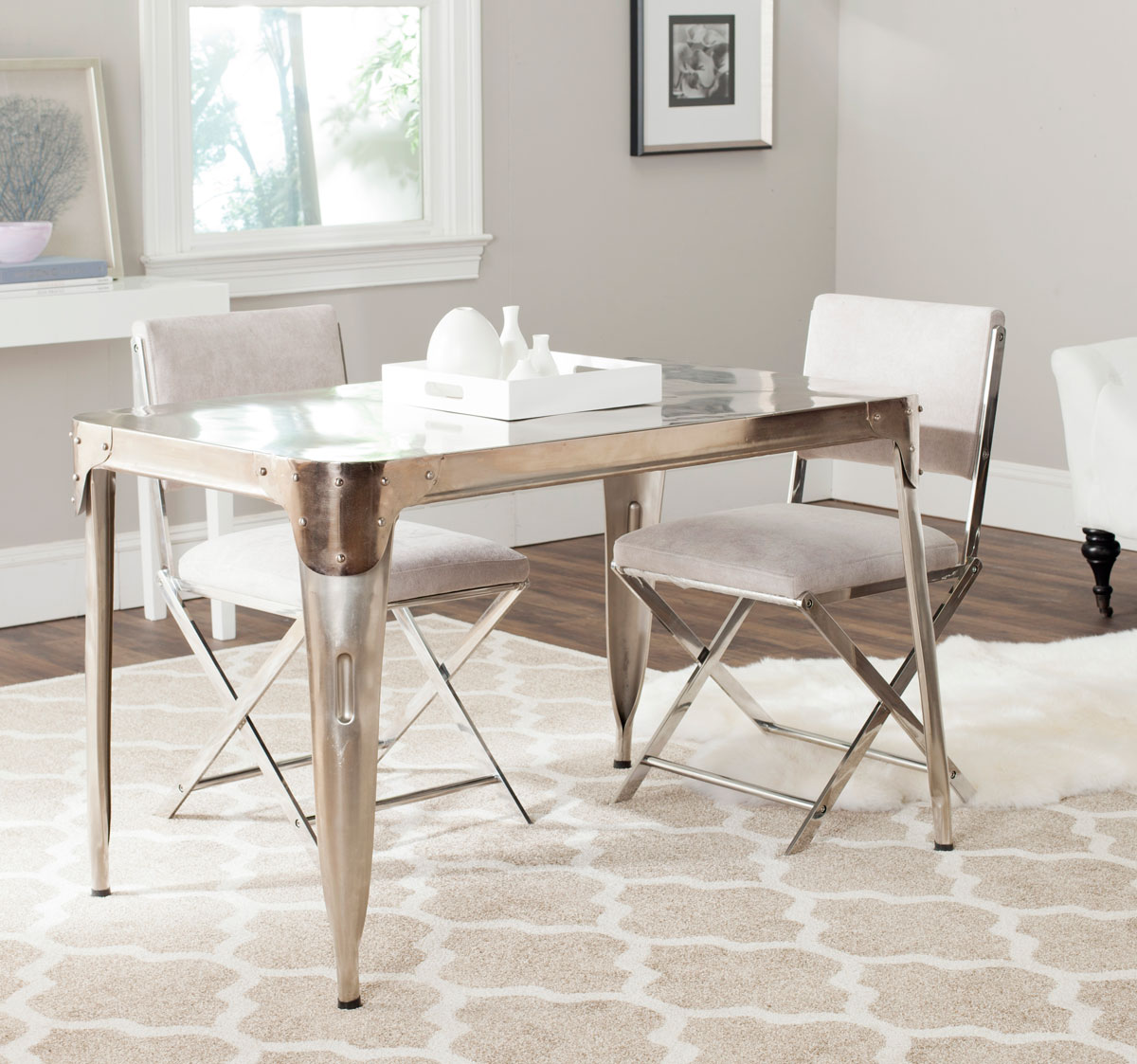 FOX7204A Dining Tables - Furniture by Safavieh