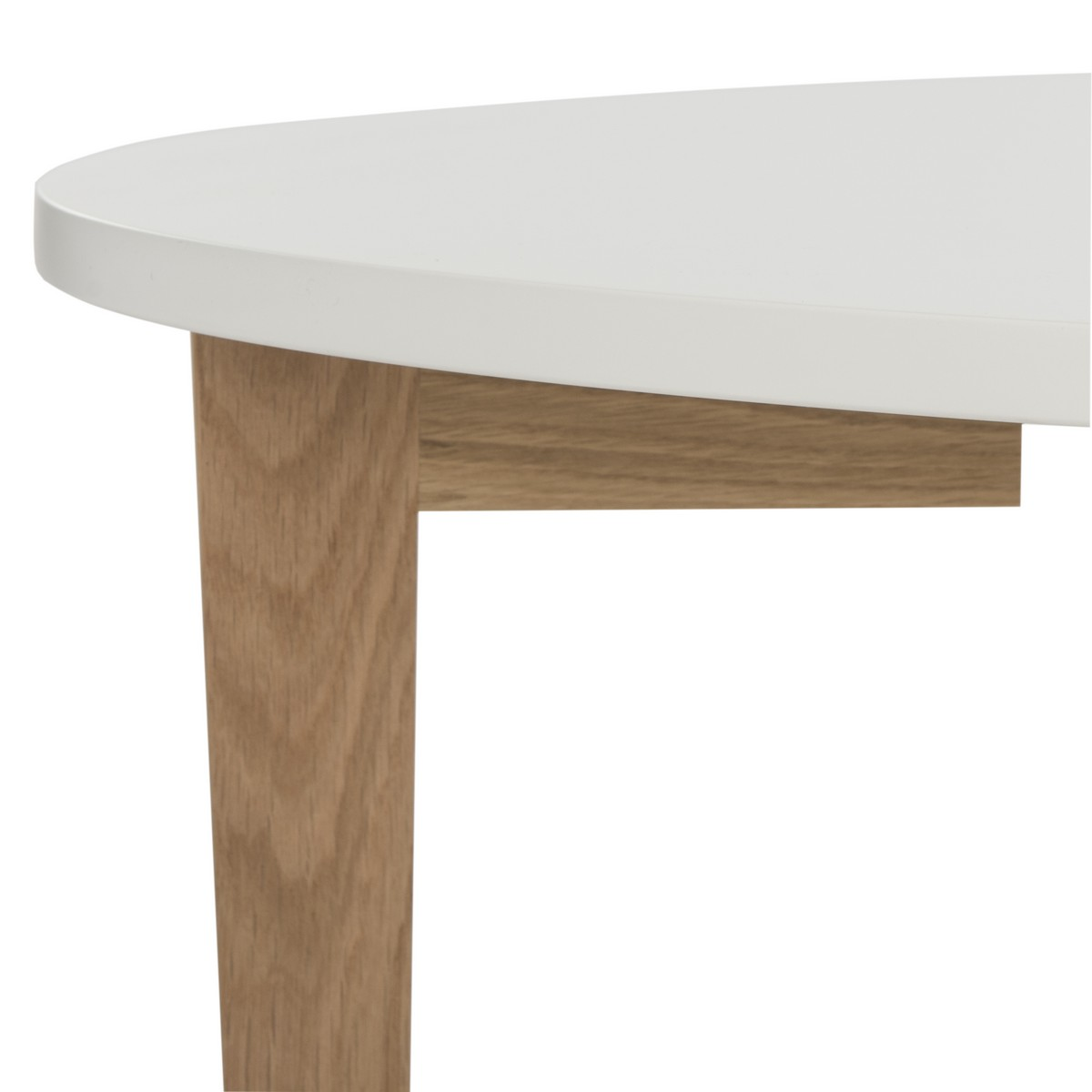foxa coffee tables  furniture by safavieh - designed to combine style and substance this contemporary oval coffee tableoffers two layers of haute styleand storage inspired by the legendarydesigns
