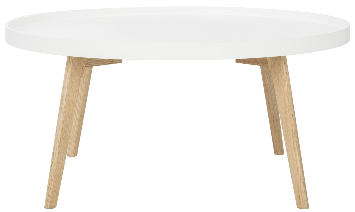 Iconic Modern Furniture Fox8207a Coffee Tables Furniture By Safavieh