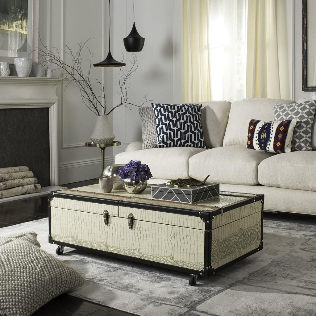 Fox9515b Coffee Tables Furniture By Safavieh