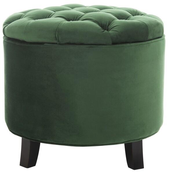 Astonishing Hud8220P Ottomans Furniture By Safavieh Short Links Chair Design For Home Short Linksinfo