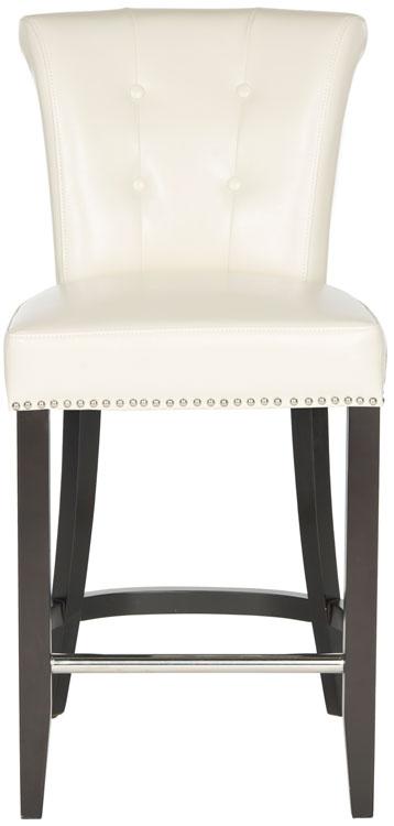 Groovy Hud8241D Counter Stools Furniture By Safavieh Creativecarmelina Interior Chair Design Creativecarmelinacom