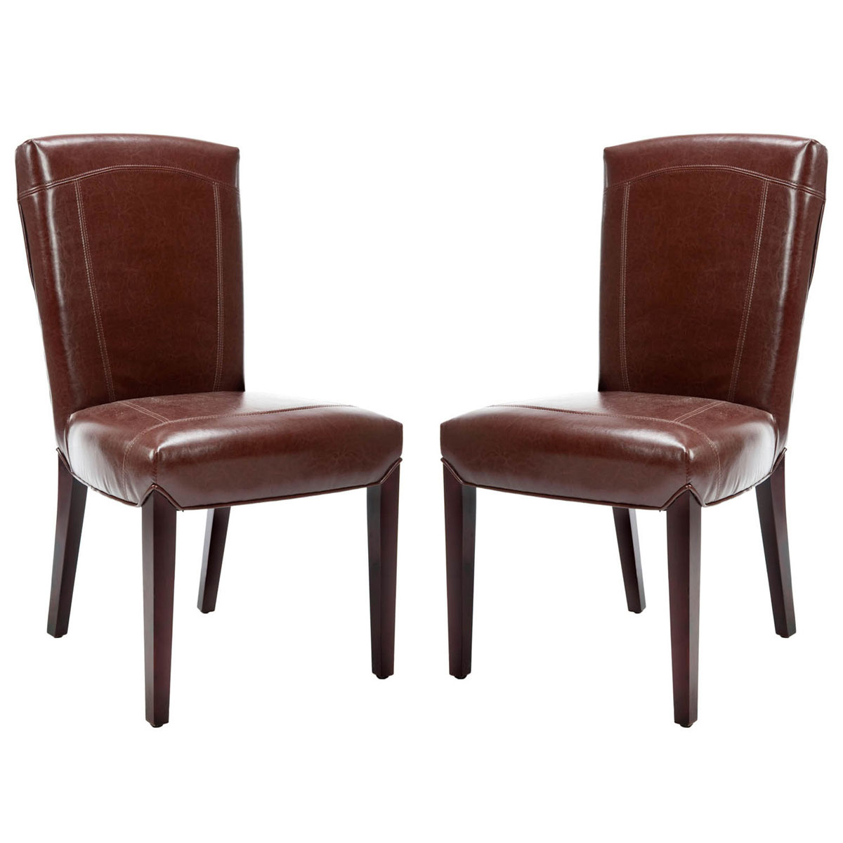hud8200a set2 dining chairs furniture by safavieh. Black Bedroom Furniture Sets. Home Design Ideas
