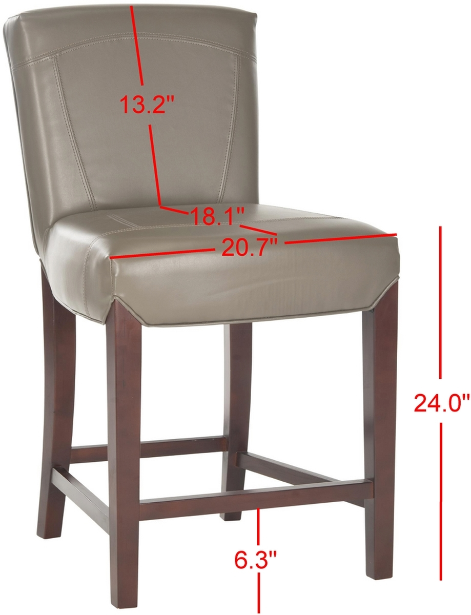 Outstanding Hud8202B Counter Stools Furniture By Safavieh Camellatalisay Diy Chair Ideas Camellatalisaycom