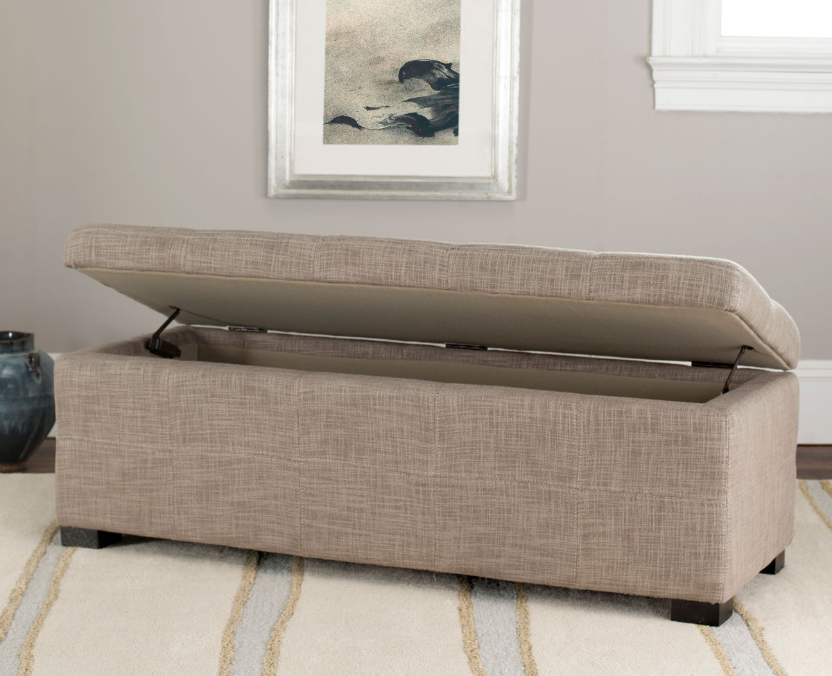 Beau MADISON STORAGE BENCH LARGE HUD8226M BENCHES