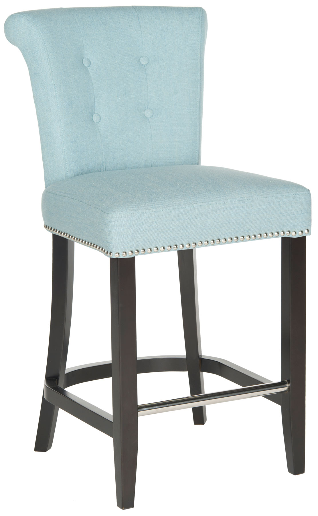 HUD8241C Counter Stools - Furniture by Safavieh