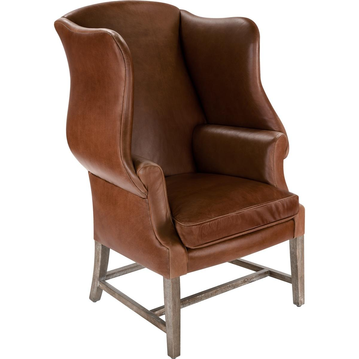 a tribute to the staying power of chippendale style the fay wing chair is replete with gracefully curved wing arms and comfy box cushion