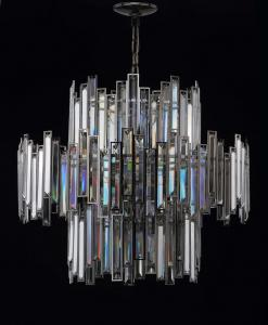 Crystal chandeliers safavieh couture home accessories kaylee crystal chandelier item lit1083a color onyx aloadofball Gallery