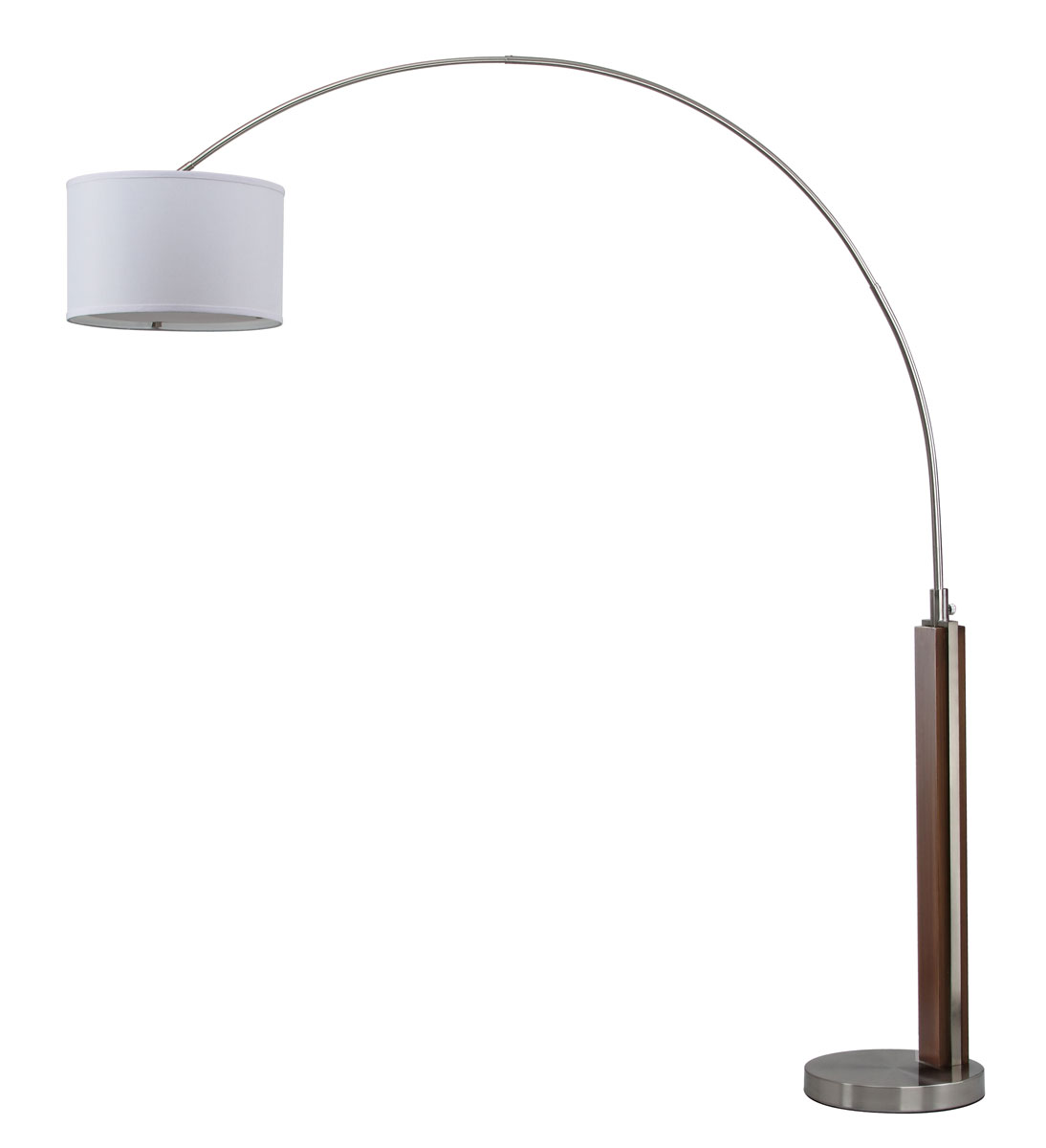 lit4354a - Arc Floor Lamps