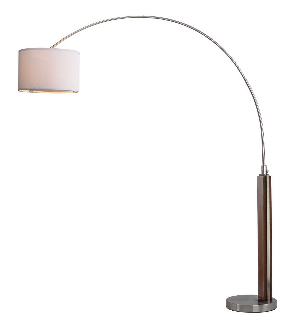 aries arc floor lamp lit4354a - Arc Floor Lamps