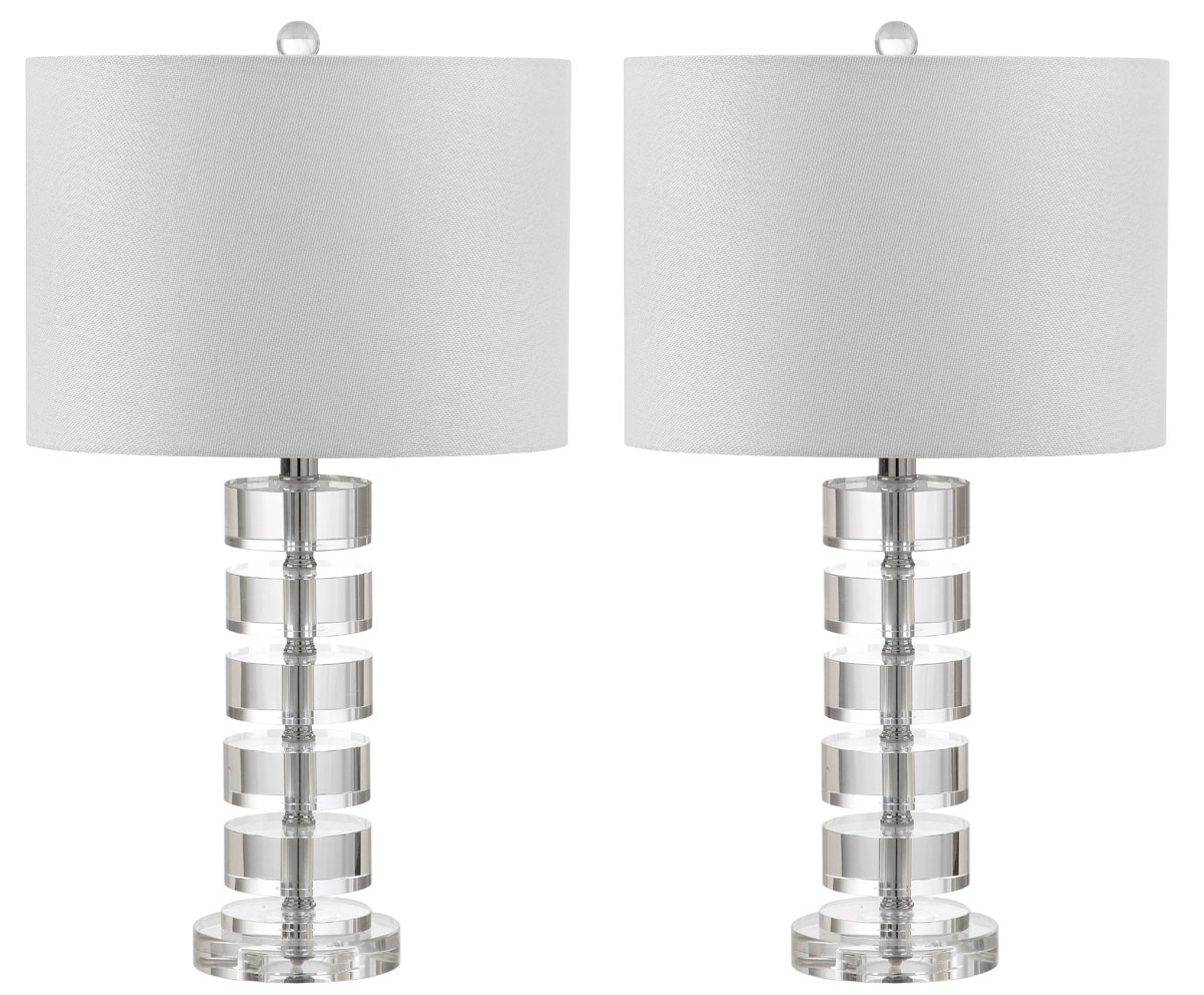 FRANCES TABLE LAMP LIT4364A SET2