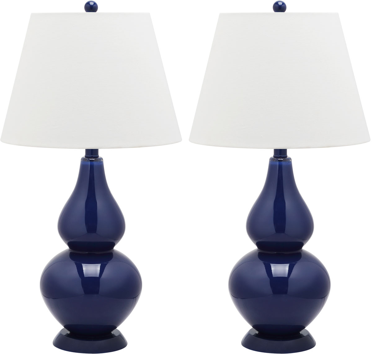 LIT4088B-SET2 Table Lamps - Lighting by Safavieh