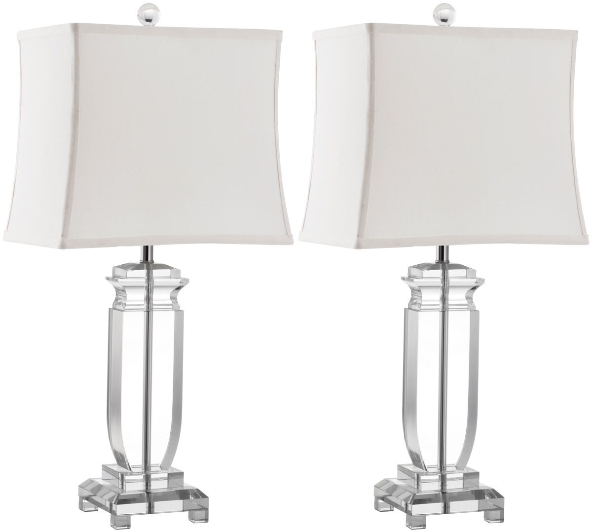 LIT4099A-SET2 Table Lamps - Lighting by Safavieh