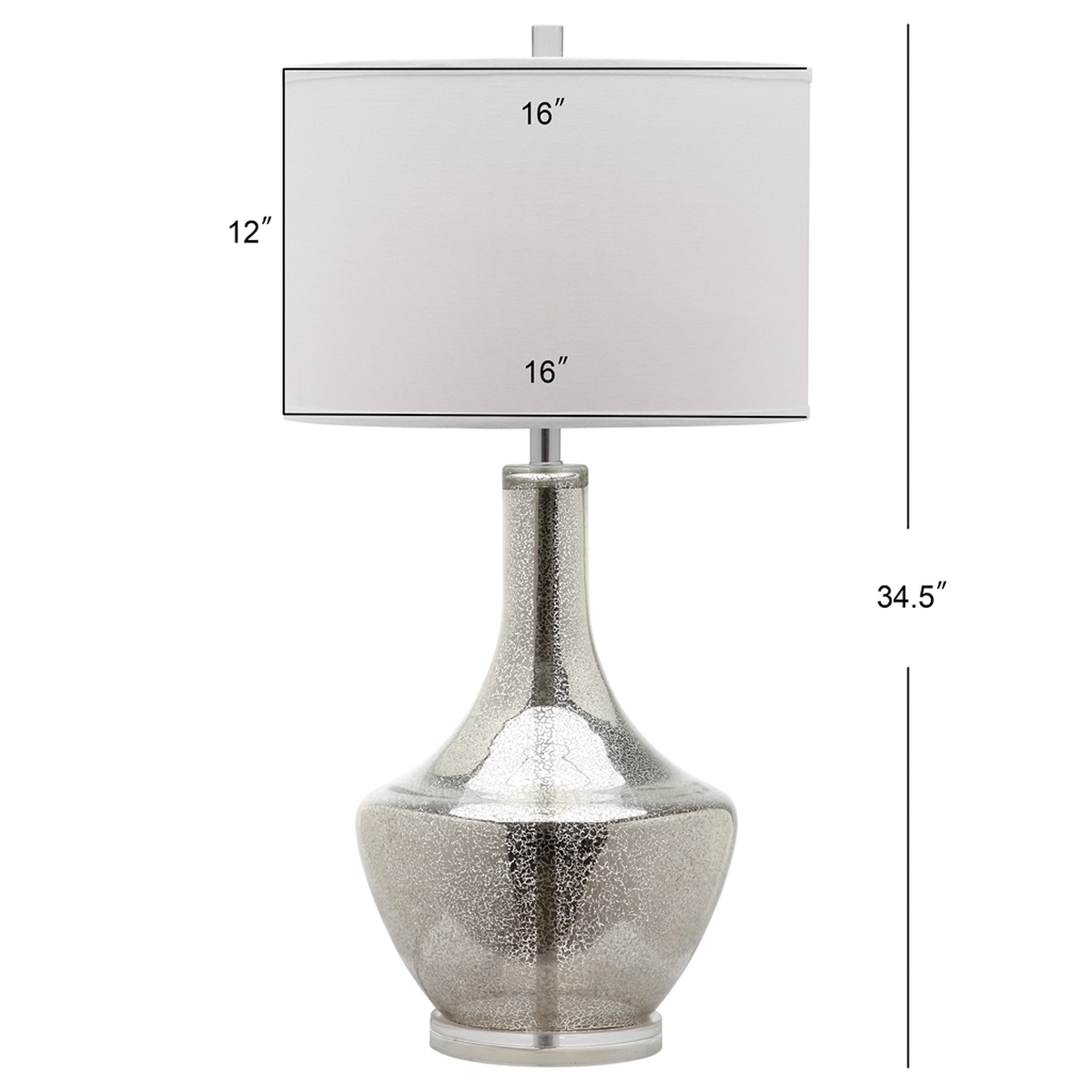 Image of: Lit4141a Table Lamps Lighting By Safavieh