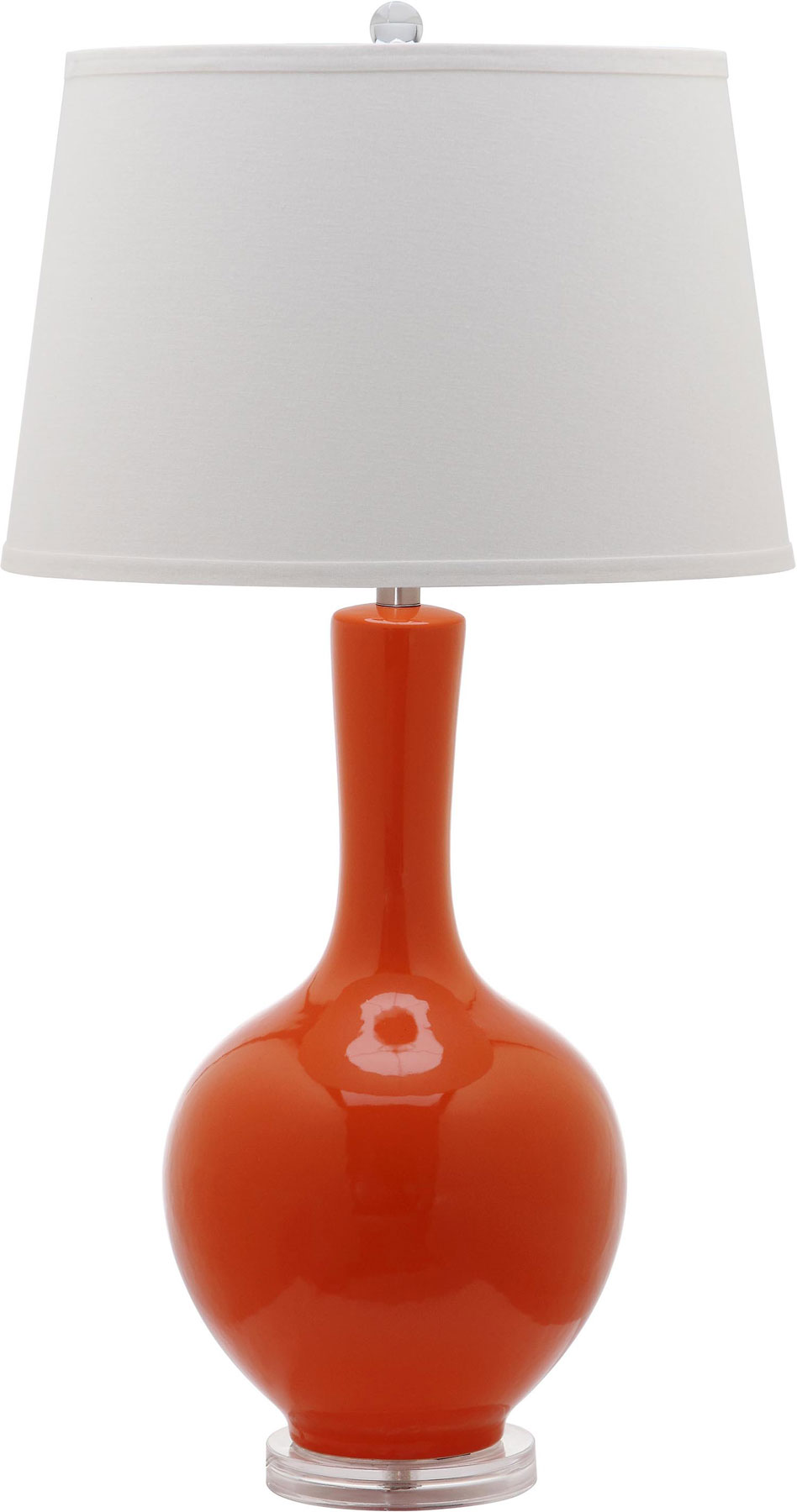 pages table designs pablo lamps lamp orange circa com hivemodern led