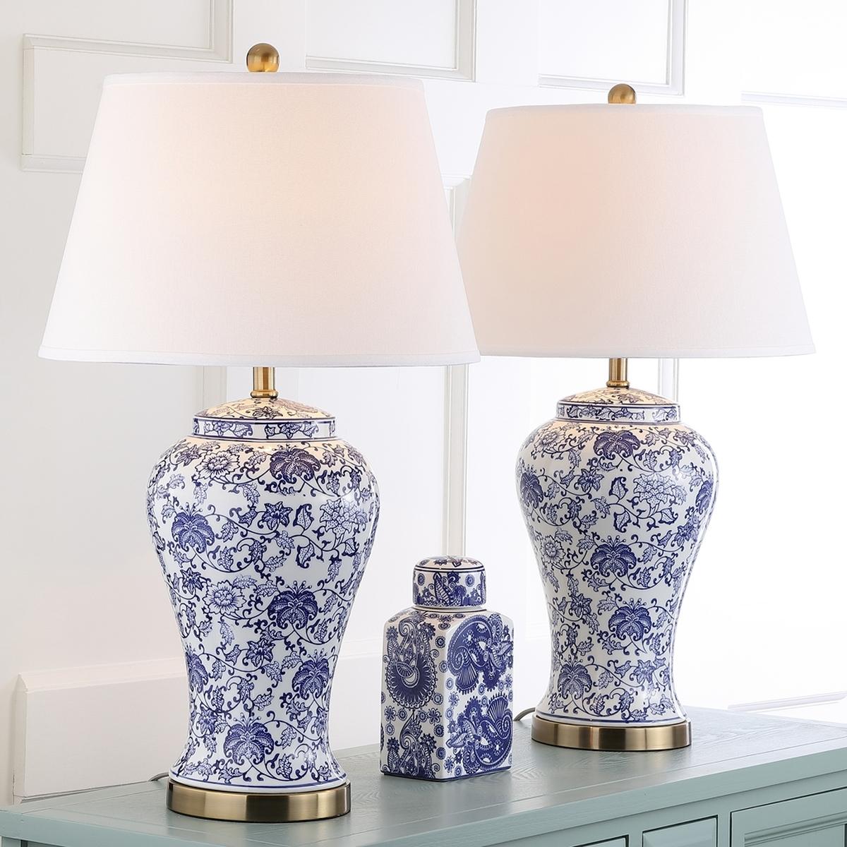 Lit4170b Set2 Table Lamps Lighting By Safavieh