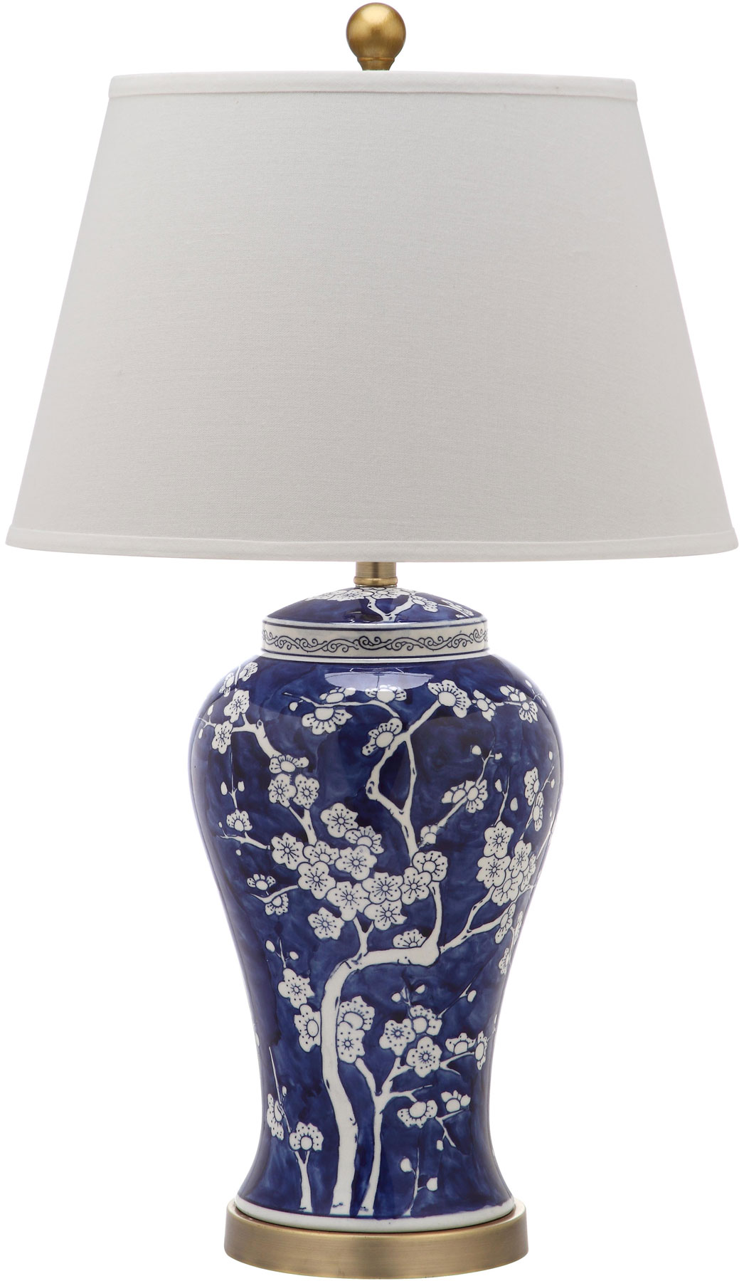 SPRING BLOSSOM TABLE LAMP LIT4170C SET2