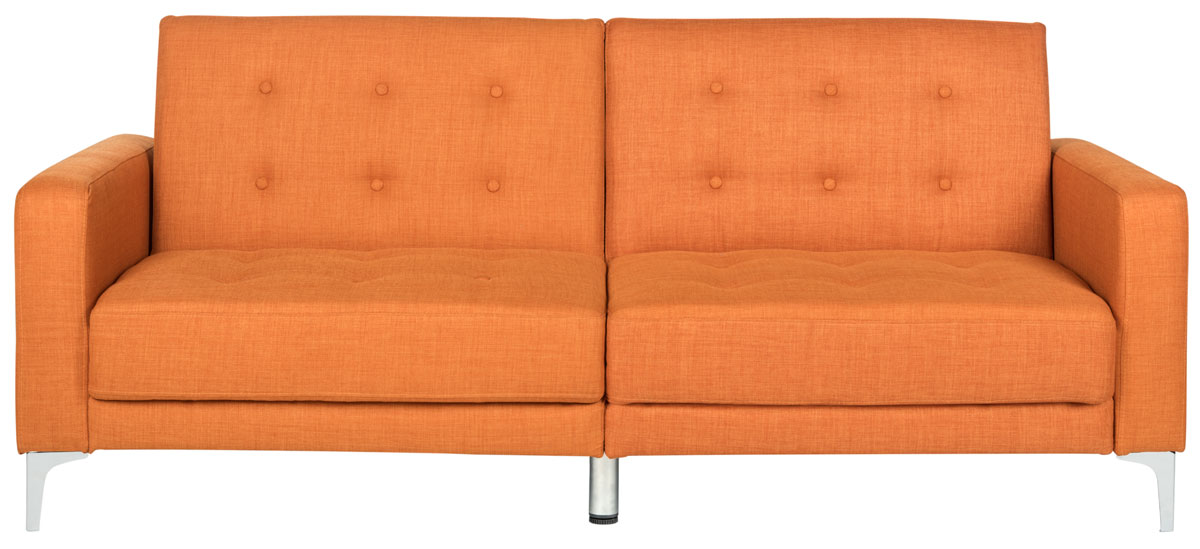 Brand new Upholstered Sofa Bed | Futon - Safavieh.com DJ45