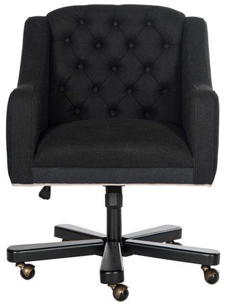 Excellent Mcr4210A Desk Chairs Furniture By Safavieh Frankydiablos Diy Chair Ideas Frankydiabloscom