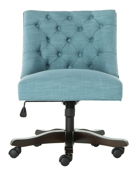 Desk Chairs Color Light Blue Save Mcr1030e