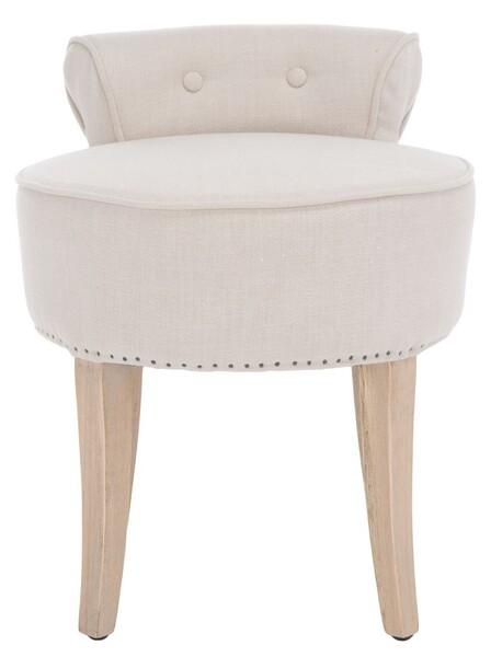 Remarkable Mcr4546G Vanity Stools Furniture By Safavieh Machost Co Dining Chair Design Ideas Machostcouk
