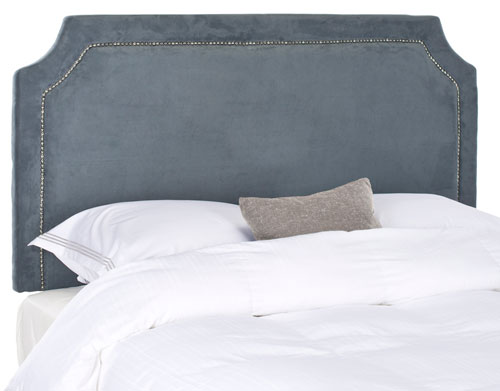 contemporary furniture new headboard bed product suede sasha page