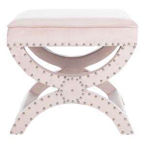Peachy Ottomans I Poufs Footstools Safavieh Com Theyellowbook Wood Chair Design Ideas Theyellowbookinfo