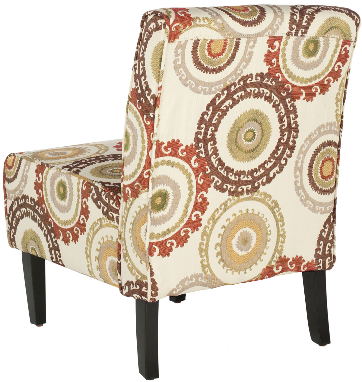 Our Slim Marka Armless Chair Features A Clean And Elegant Design Perfect  For Smaller Spaces. A Generously Padded Seat And Back, Wrapped In An Earthy  ...