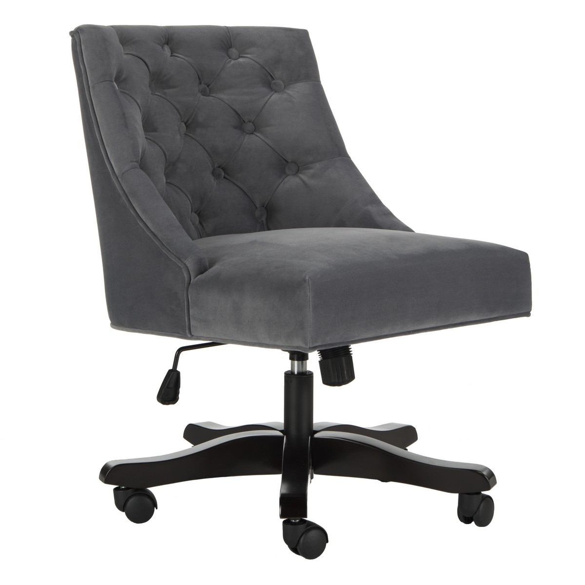 Desk Chairs I Office Chairs I Computer Chairs Safaviehcom - Grey office chair