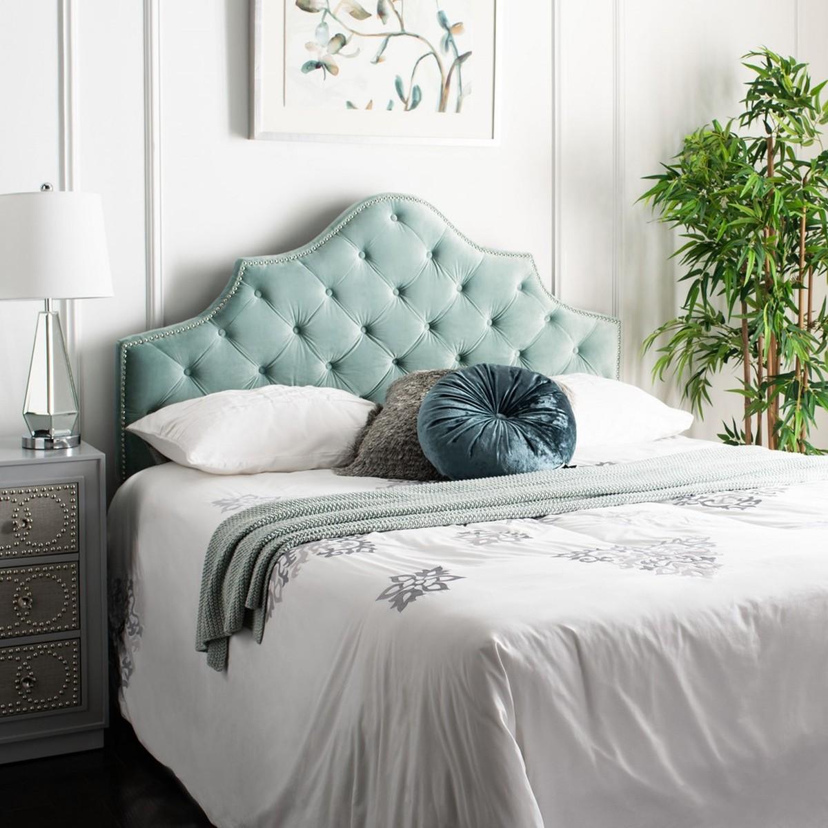 MCR4036L-Q Bedroom, Headboards - Furniture by Safavieh