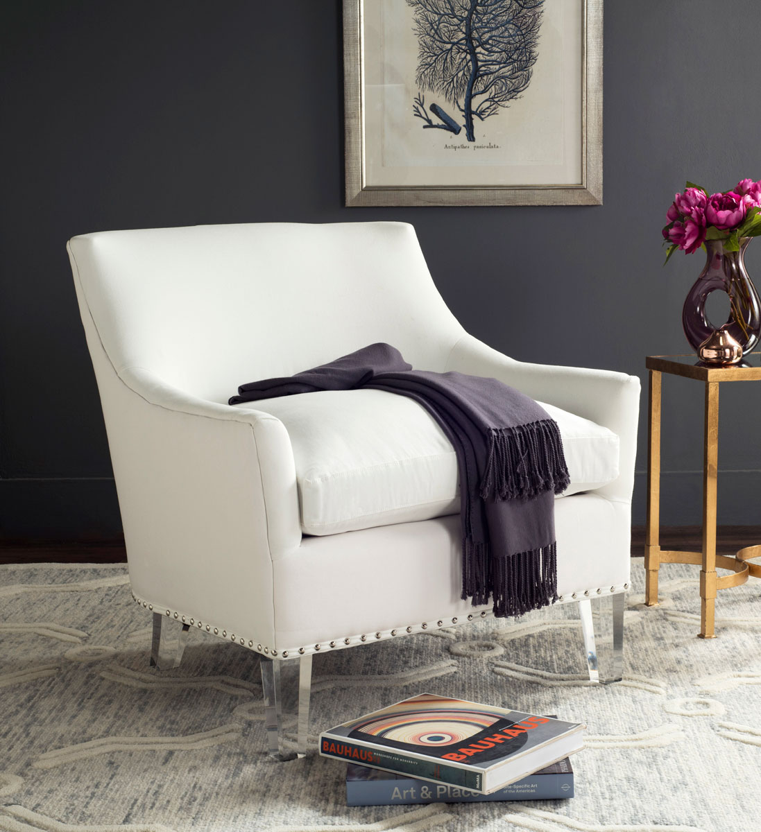 Mcr4214a Accent Chairs Furniture By Safavieh