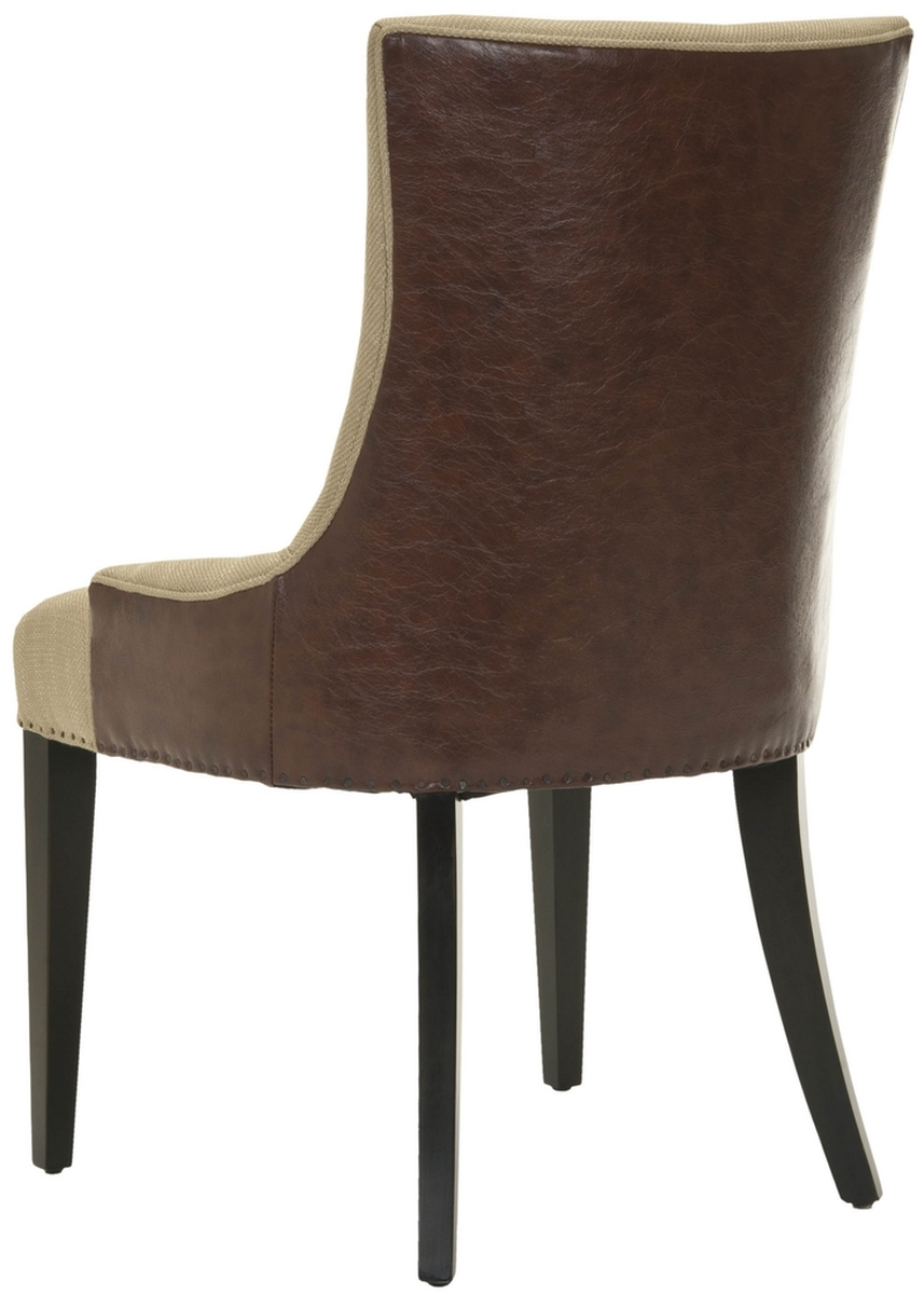 dining chairs brown. Safavieh Dining Chairs Brown