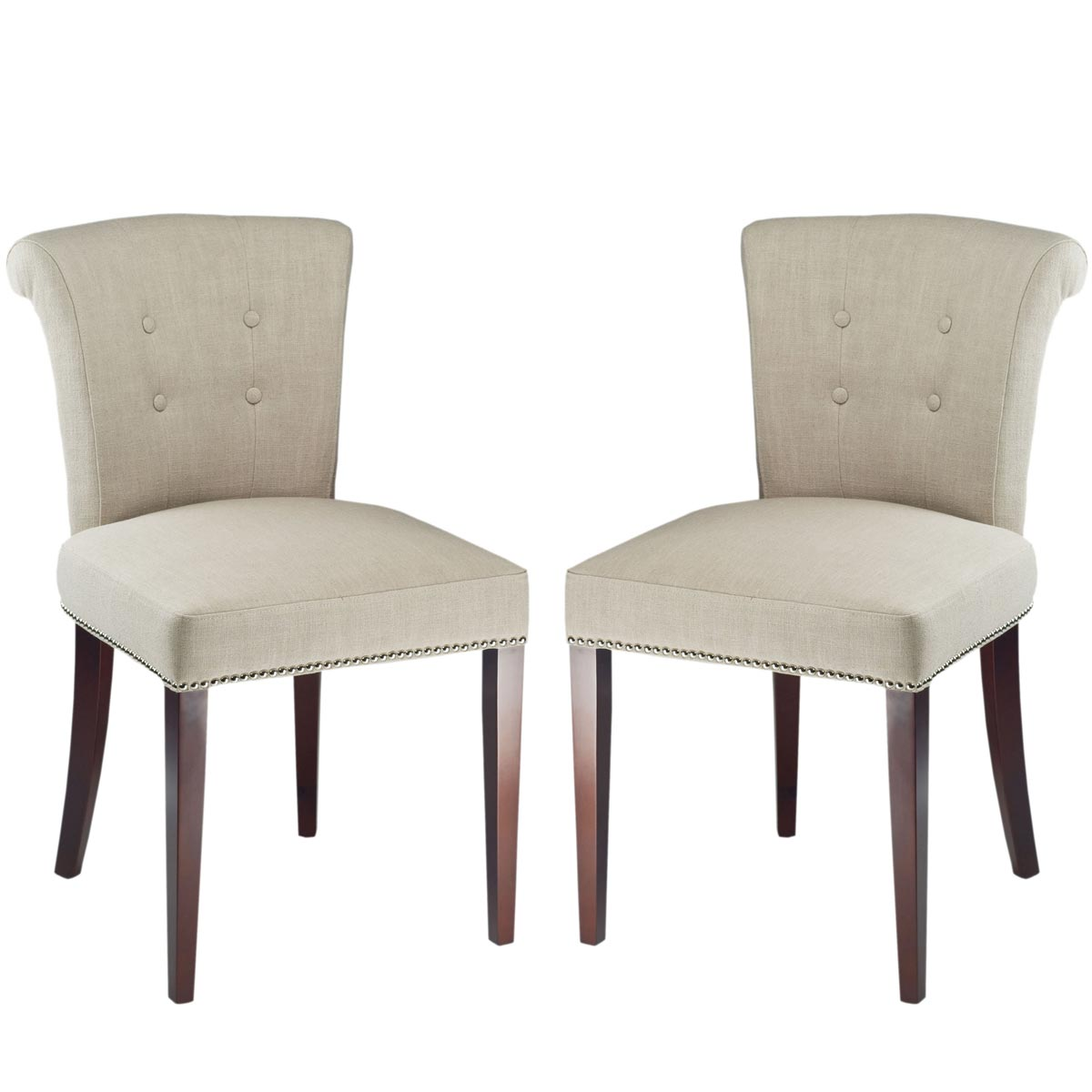 Safavieh Furniture: MCR4507A-SET2 Dining Chairs