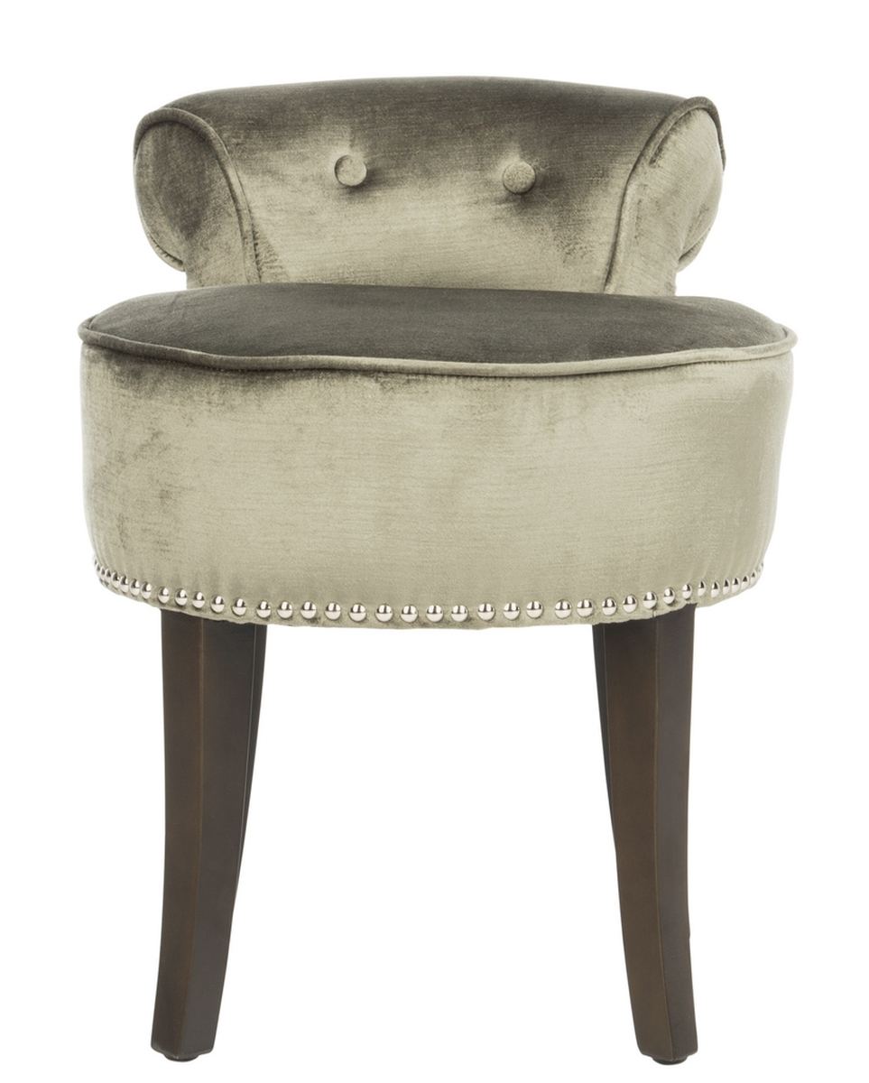 Contemporary vanity stools - Georgia Vanity Stool Mcr4546h Vanity Stools