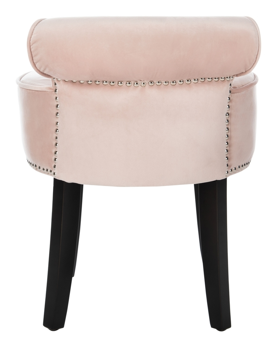 Awesome Mcr4546K Vanity Stools Furniture By Safavieh Alphanode Cool Chair Designs And Ideas Alphanodeonline