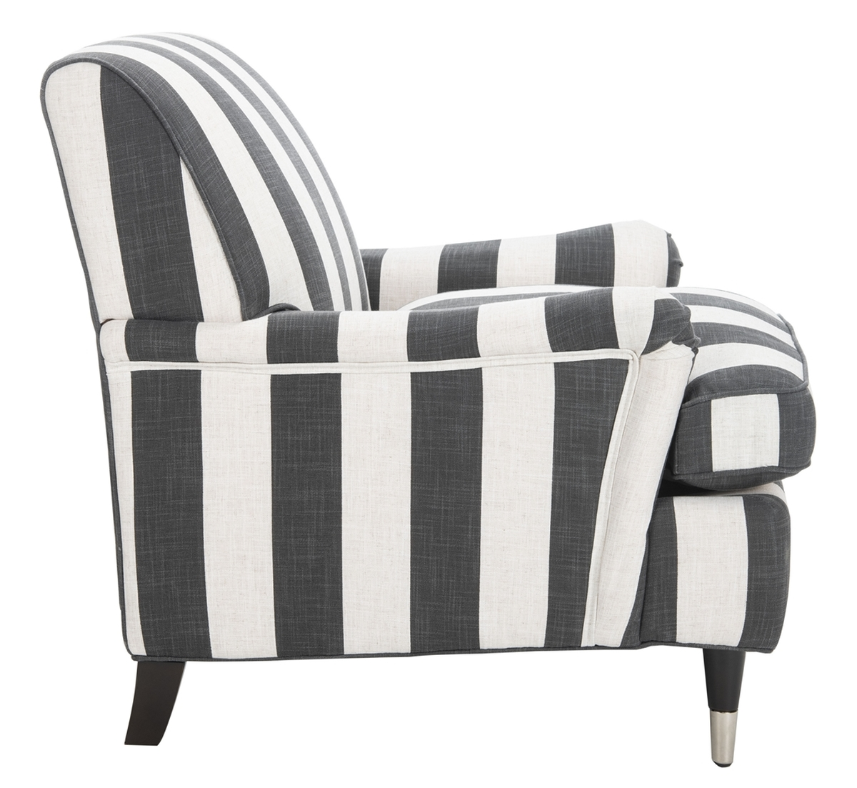 Striped Armchair Accent Chairs Safavieh Com
