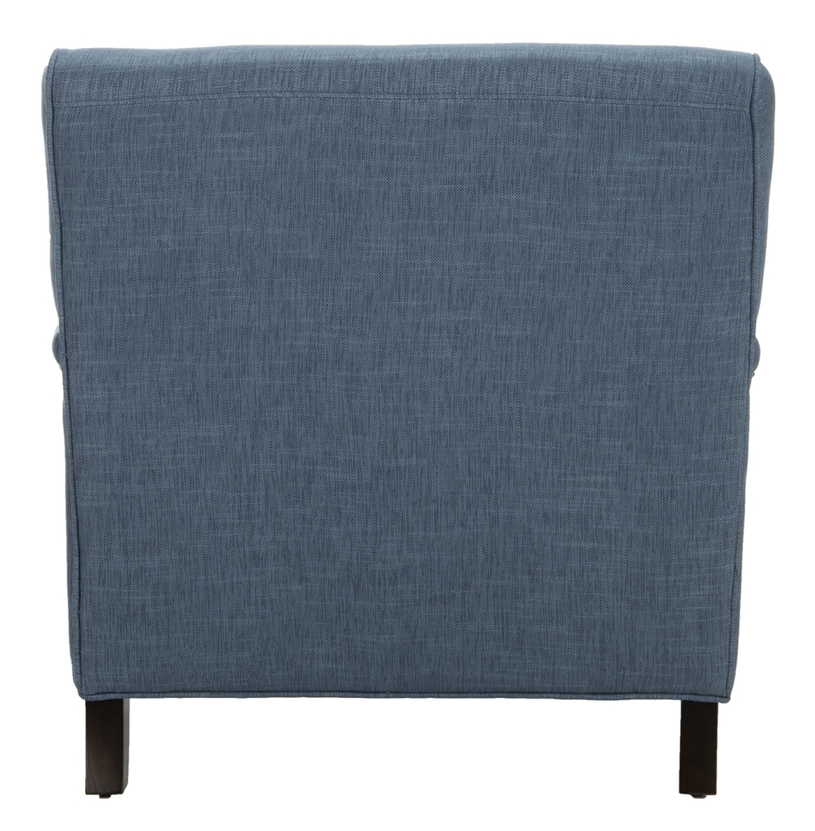 navy linen armchair accent chairs