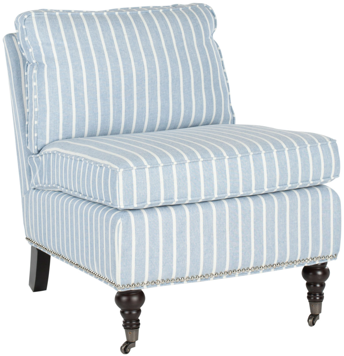 RANDY SLIPPER CHAIR MCR4584G ACCENT CHAIRS