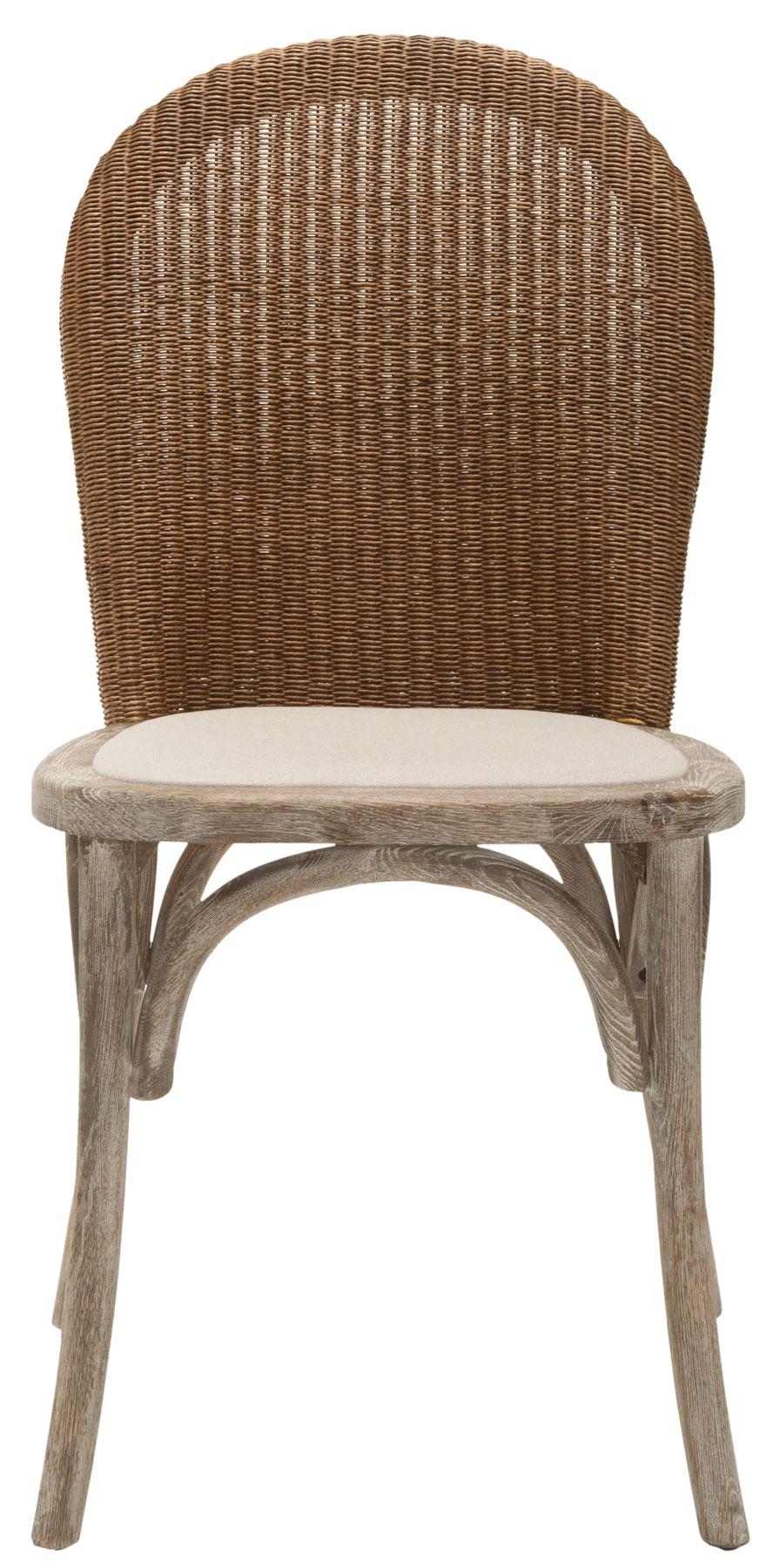 MCR4599A-SET2 Dining Chairs - Furniture by Safavieh  Safavieh