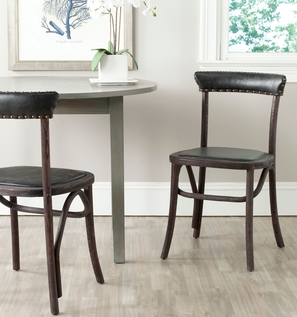 mcr4688a set2 dining chairs furniture by safavieh. Black Bedroom Furniture Sets. Home Design Ideas
